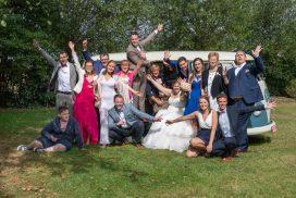 Huwelijk wouter Alossery